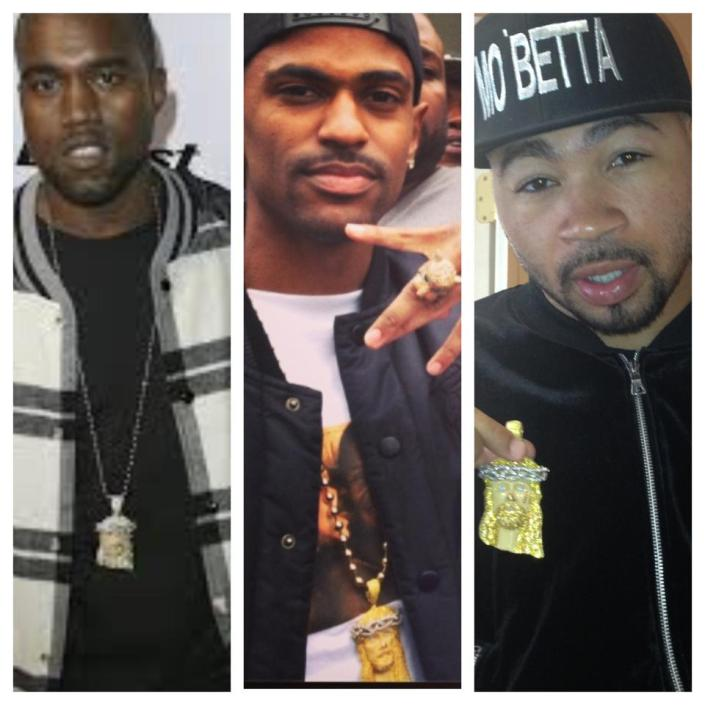 @MoBettaEnt gets Big Sean back his chain in San Francisco