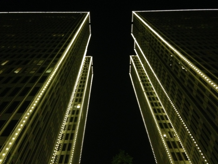 #OpulentPhotos Embarcadero Center Buildings - San Francisco